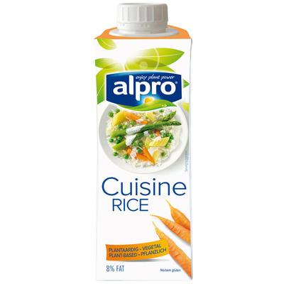 Alpro cuisine light 250ml prijzen en aanbiedingen for Alpro soja cuisine