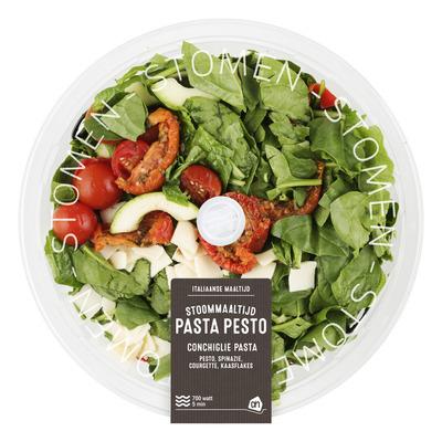 Huismerk Stoommaaltijd pasta-pesto