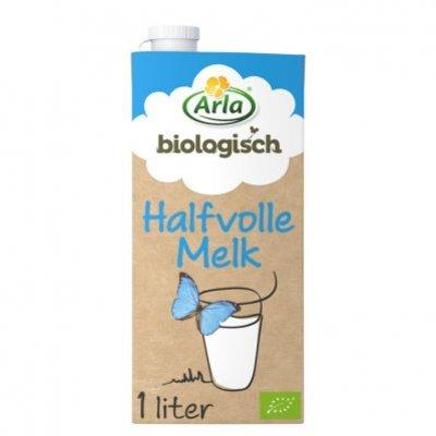 Arla Biologische halfvolle melk, houdbaar