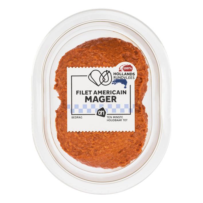 Huismerk Filet americain mager