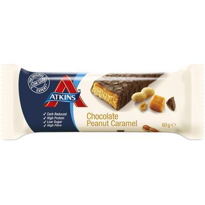 Atkins Choclate peanut caramel