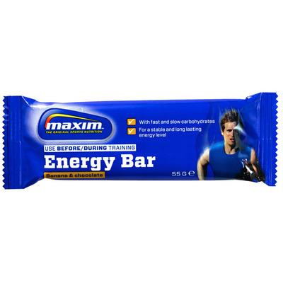 Maxim Banana & chocolate energy bar