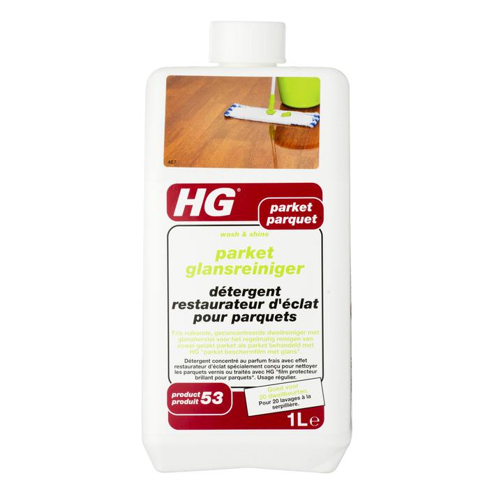 HG Parket wash en shine