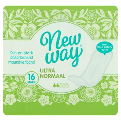 New Way Maandverband ultra normaal