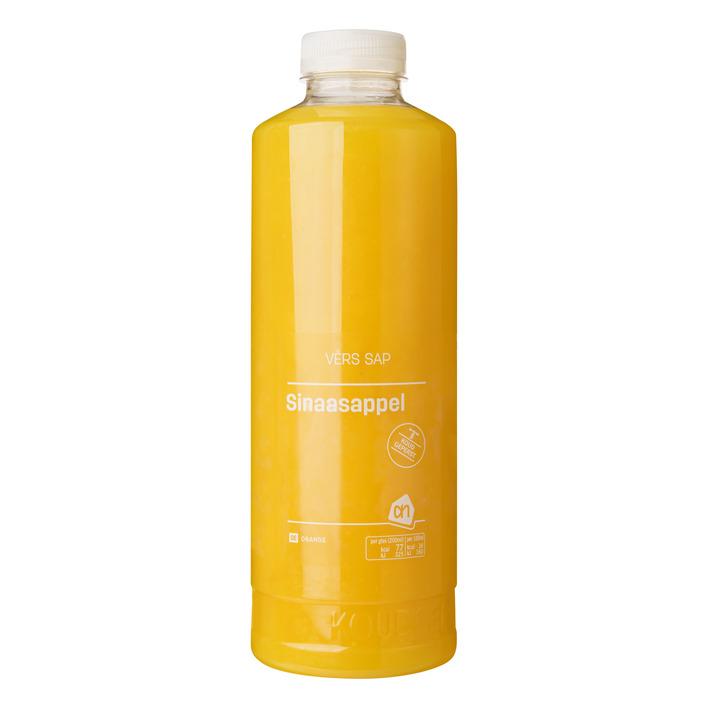 Huismerk Vers sap sinaasappel