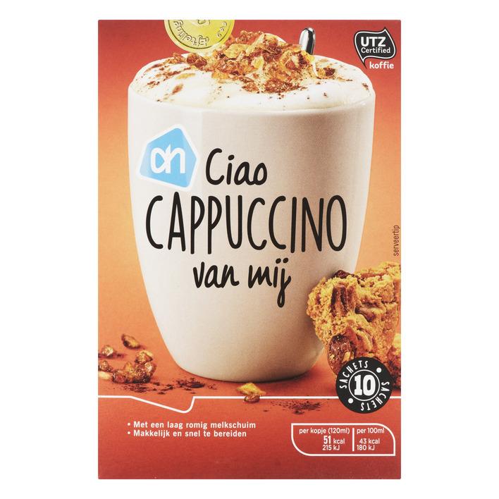 Huismerk Cappuccino portie pak UTZ
