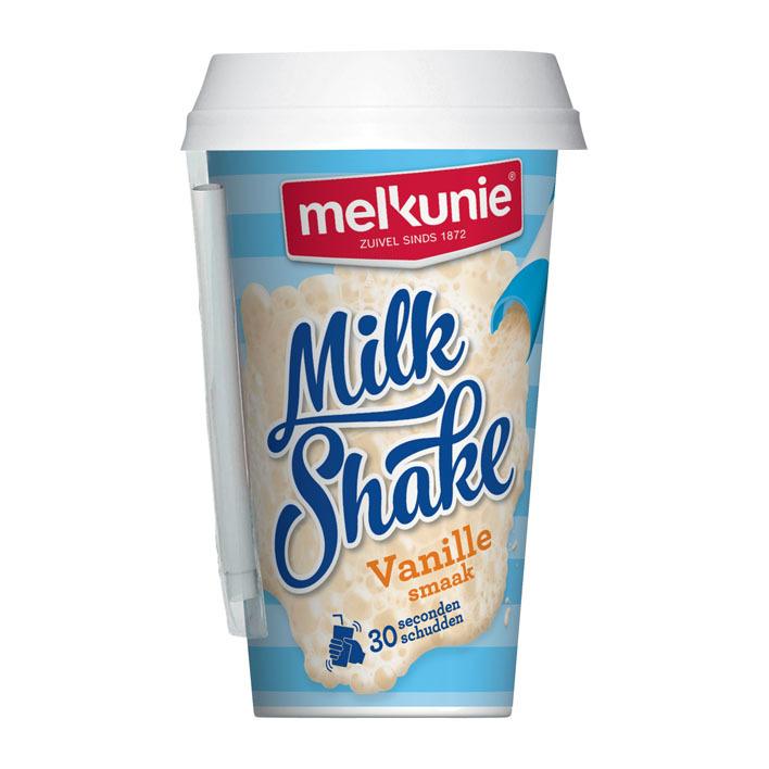 Melkunie Milkshake vanille
