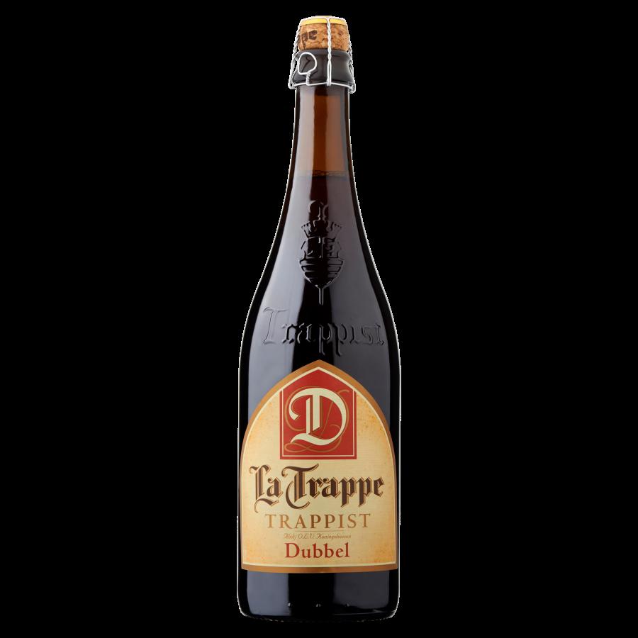 La Trappe Trappist Dubbel Fles Speciaalbier 75 cl