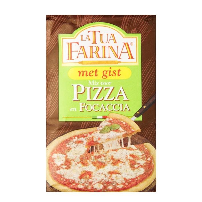 La Tua Farina Mix voor pizza en focaccia