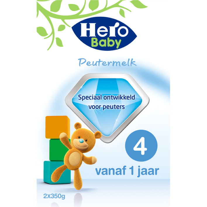Hero Baby Peutermelk 4 (1+jr)