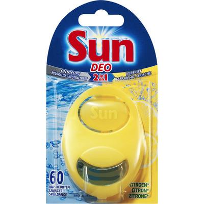 Sun Citroen vaatwasmachine verfrisser