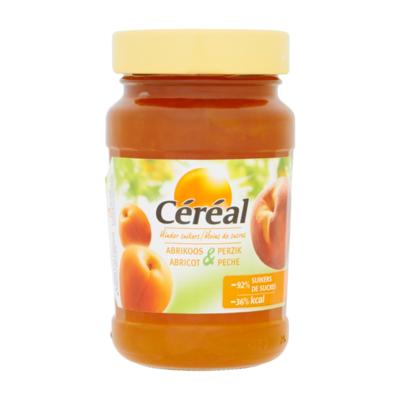 Céréal Minder Suikers Abrikoos & Perzik