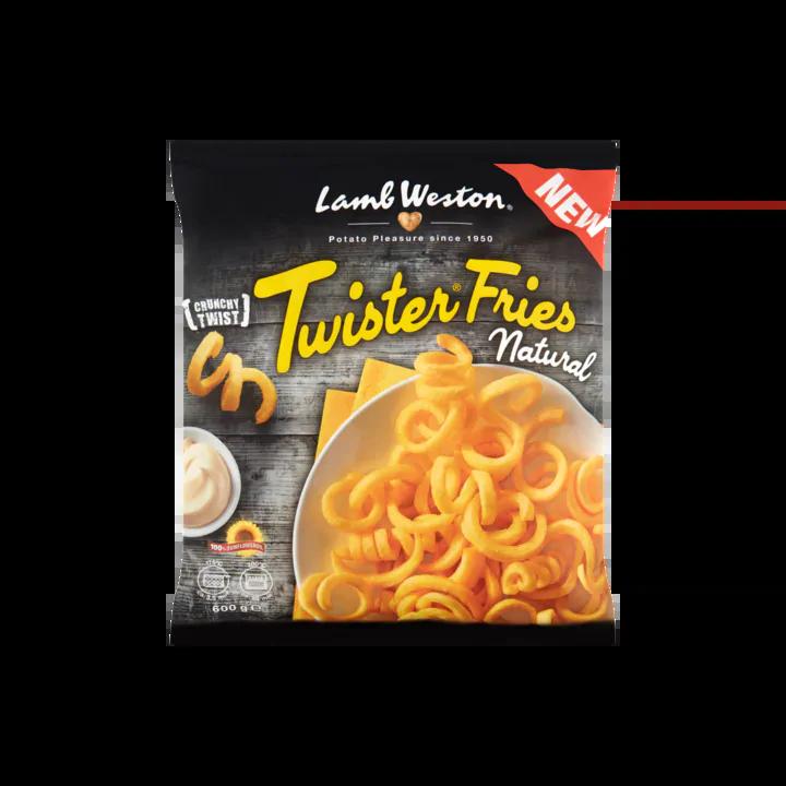 Lamb Weston Twister Fries Natural