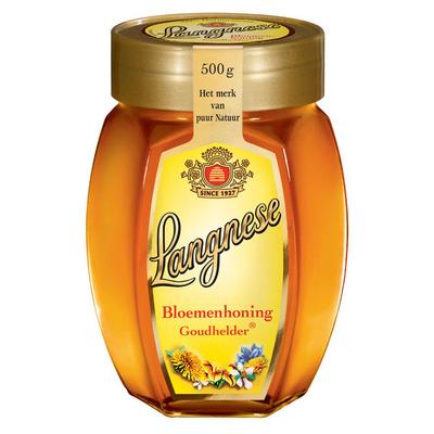 Langnese Bijenhoning goudhelder
