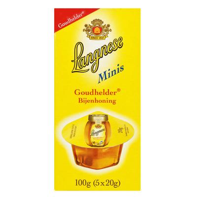 Langnese Goudhelder mini's