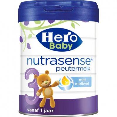 Hero Baby Nutrasense peutermelk 3 (1+jr)