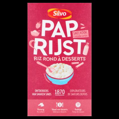 Silvo Pap rijst