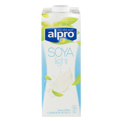 Alpro Sojadrink light fresh