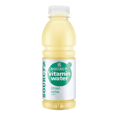 Sourcy Vitaminwater citroen-cactus