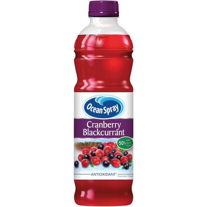 Ocean Spray Cranberry - blackcurrant