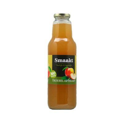 Smaakt Troebel Appelsap