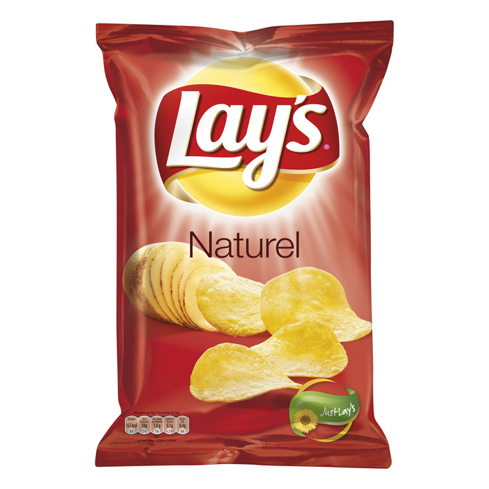 Lay's Naturel