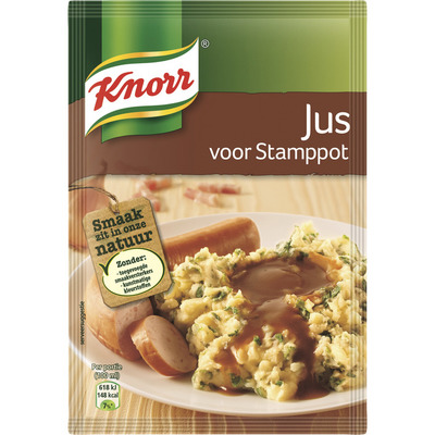 Knorr Mix stamppot jus