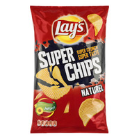 Lay's Superchips naturel