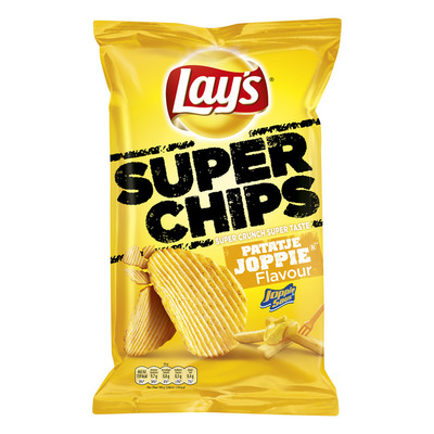 Lay's Superchips patatje Joppie