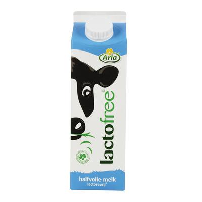 Arla Lactofree halfvolle melk
