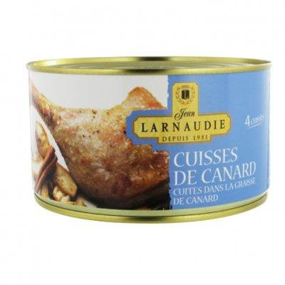 Jean Larnaudie Cuisses de canard maigre confites