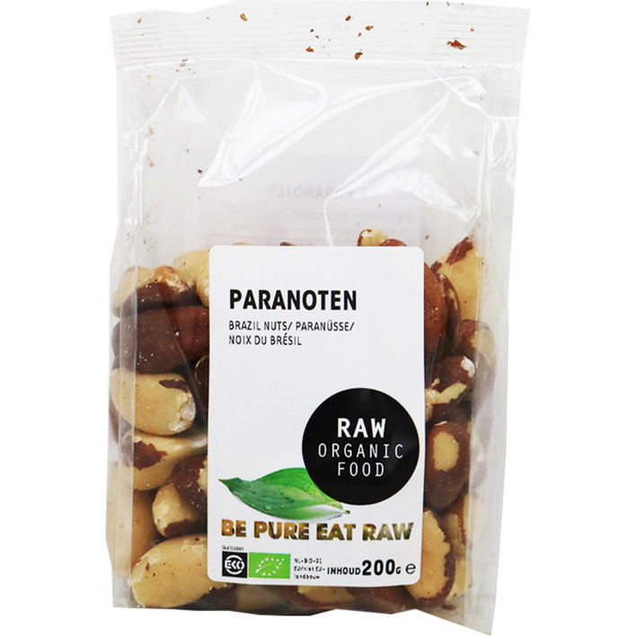 Raw Organic Food Paranoten