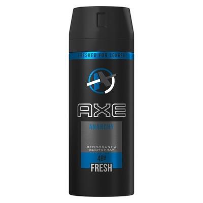 Axe Bodyspray deodorant anarchy