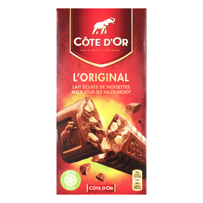 Côte d'Or L'original melk hazelnoot
