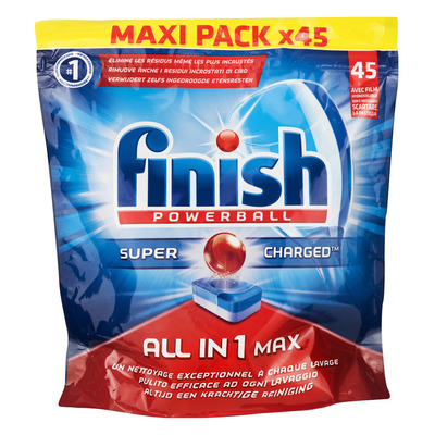 Finish Powerball all-in-one max