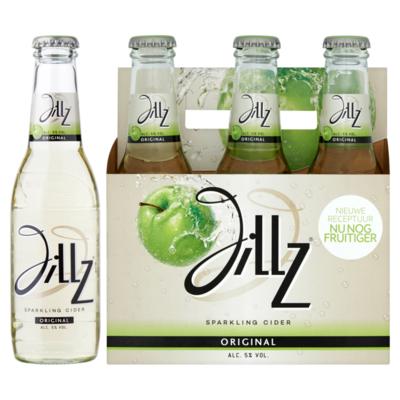 Jillz Original Cider Fles