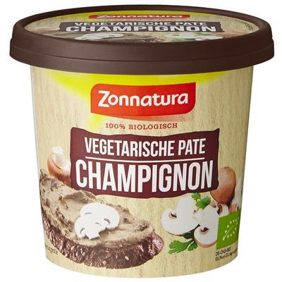 Zonnatura Vegetarische Pate Champignon
