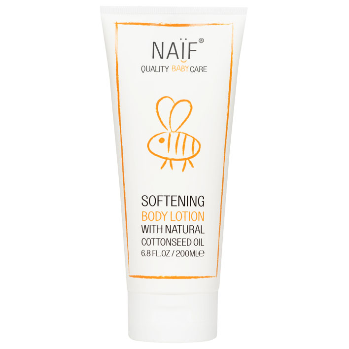 Naïf Baby care verzachtende bodylotion