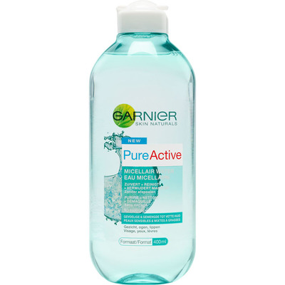 Garnier Skin naturals pure active eau micellair