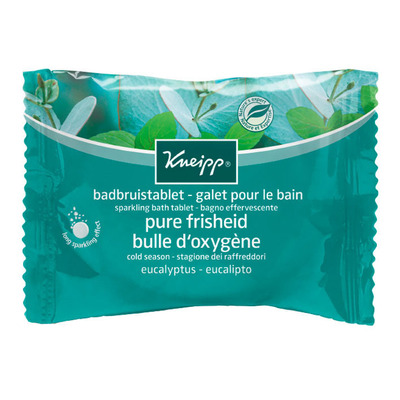 Kneipp Badbruistablet eucalyptus