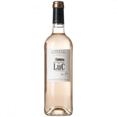 Domaine de Luc Cabernet Sauvignon rosé