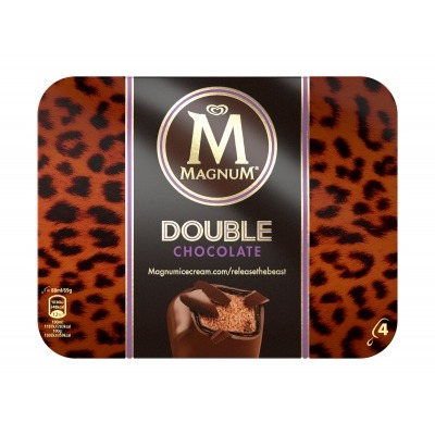 Magnum Double chocolate