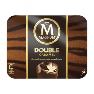 Magnum Double caramel ijs