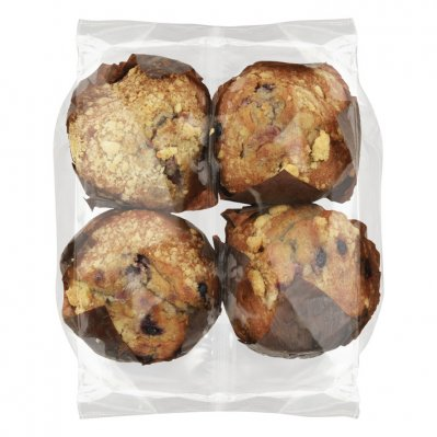Huismerk Blueberry muffins (vers)