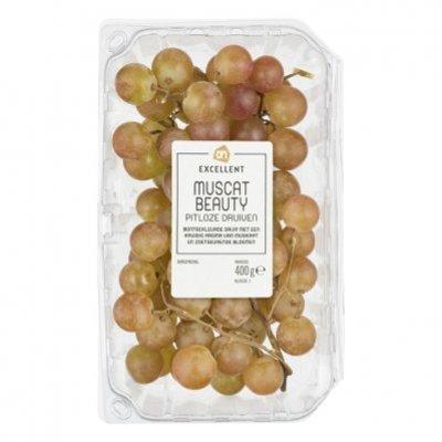 Huismerk Muscat beauty druiven