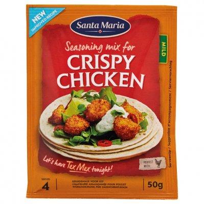 Santa Maria Crispy chicken seasoning mix