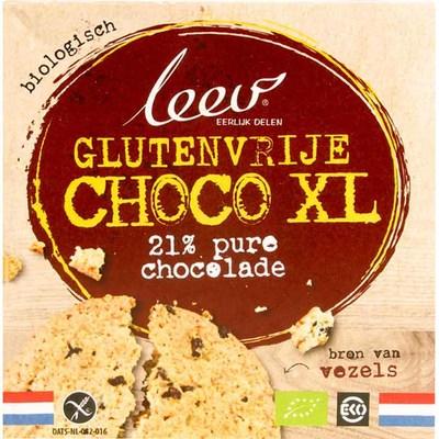 Leev Biologische chocolade oerkoek glutenvrij