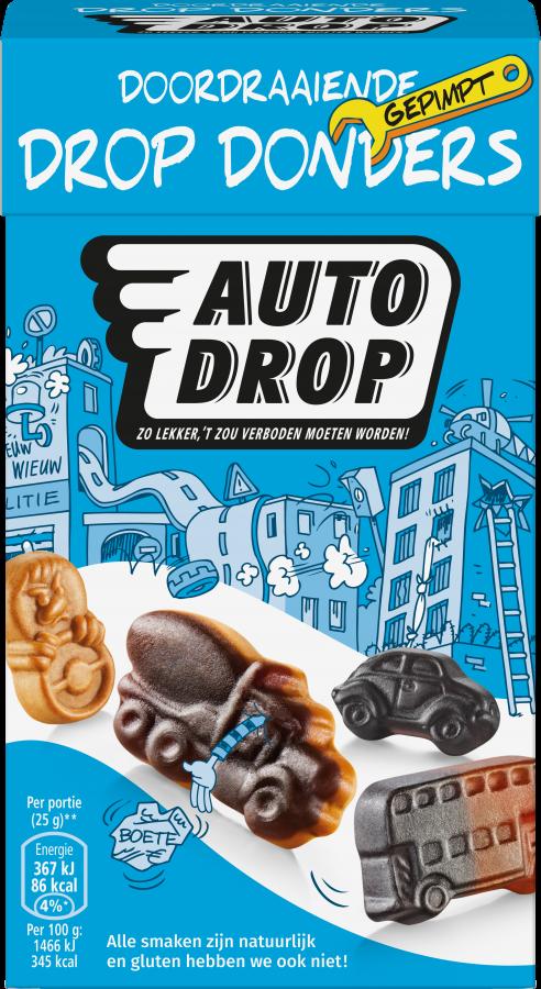 Autodrop Dropdonders