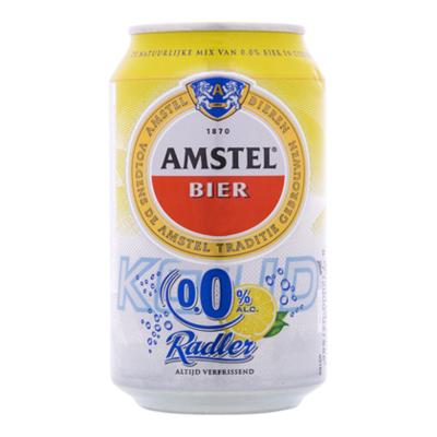 Amstel Radler coolcan 0.0%