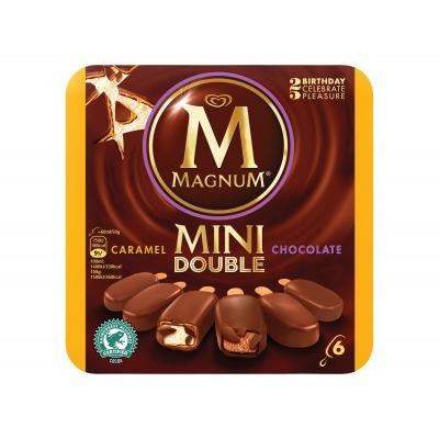 Magnum Mini double caramel chocolat